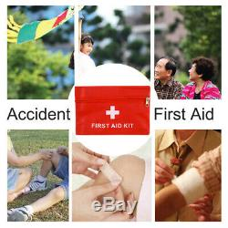 12 Types/Set First Aid Kit Medical Emergency Equipment Tool F. Survival Portable