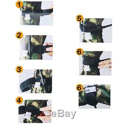 2PCS Tourniquet Emergency Outdoor Spinning Military Medical First Aid Equipment