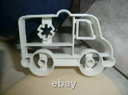 Ambulance Vehicle Equipment Emergency Medical Services Cookie Cutter USA Pr2605