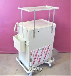Armstrong A-Smart Locking Emergency Medical Supply Crash Cart Surgical Cabinet