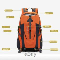 Backpack+Survival First Aid Kit Medical Emergency Tactical Equipment 244/178Pcs