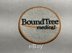 Bound Tree Medical EMS Emergency Services Supplies Equipment Paramedics Patch C