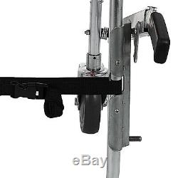 EMS Stair Chair Emergency Evacuation Medical Lift Durable Transport Foldable