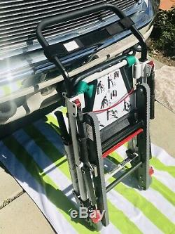Evacuation Chair Stryker 6253 Stair Chair, Emergency EMS LIGHTLY USED, EX COND