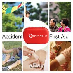 First Aid Kit Medical Emergency Equipment Kits For Survival, Hiking, Backpacking
