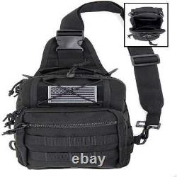 First Aid Sling Backpack EMS Equipment Emergency Medical Supplies Tactical Range