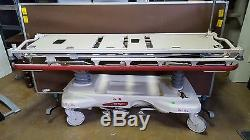Hill-Rom Trans Star Emergency Stretcher Bed Patient