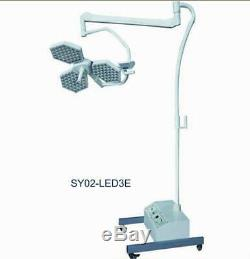 LED Shadowless Operating Lamp SY02-LED3E(On Stand) Emergency Medical Surgical CE