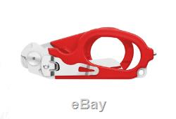 Leatherman Raptor Multi Emergency Tool with Polymer Holster LT144 Red NEW