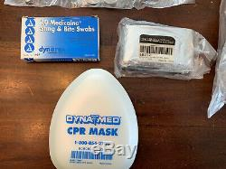 Medical Grade First Aid Kit SOS Emergency Equipment New Open Box