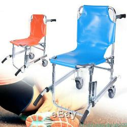 Medical Stair Stretcher Ambulance Wheel Chair New Equipment Emergency 2 Color US