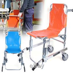Medical Stair Stretcher Ambulance Wheel Chair New Equipment Emergency Chair SALE