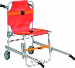 Medical Stair Stretcher Ambulance Wheel Chair New Equipment Emergency EDJ-015A