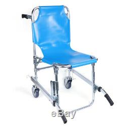 Medical Stair chair Stretcher Ambulance Wheel Emergency Chair Lifting Equipment