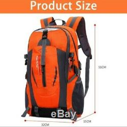 Outdoor Survival First Aid Kit Medical Emergency Tactical Equipment Backpack