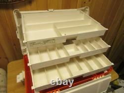 Plano Medical Ems Emergency Paramedic Equipment Supply Tackle Box Case