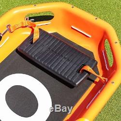 Rescue Basket Stretcher With Straps and Lifting Sling Net World Sports