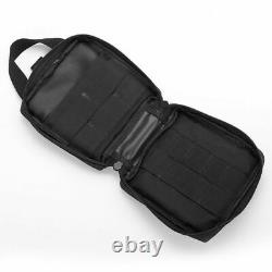Survival Medical Bag First Emergency Kit Utility Molle Pouch Military Equipment