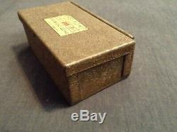 Vtg Davis Emergency Equipment Company First Aid Medical Kit And Box