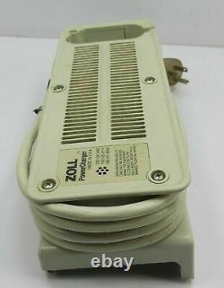 Zoll PD 1400 Series Power Charger Medical Physician Emergency Equipment